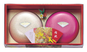 純米鏡餅 3000円~3500円