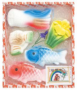 鯉のぼり 1500円、2000円
