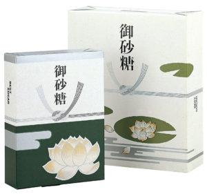 ロータス(仏事用砂糖)箱詰め 1kg~5kg