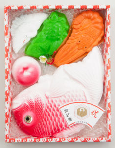 鯛セット 1500円~2000円
